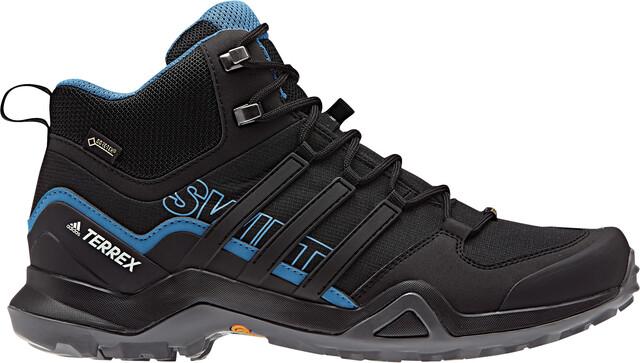 adidas TERREX Swift R2 GTX Chaussures outdoor mi hautes Homme, core black